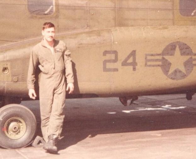Phillip Fienen, US Marine, Circa 1983